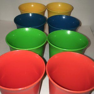 Tupperware Other - Vintage Tupperware Sippy Bell Tumblers #109